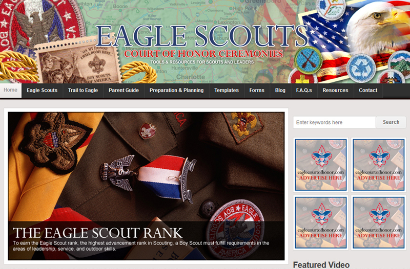 Eagle Court of Honor